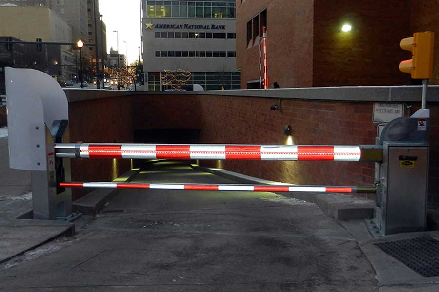 anti-ram barrier wedge barriers crash rated barrier installers