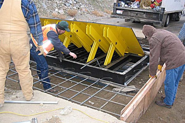 Wedge-Barrier-Install