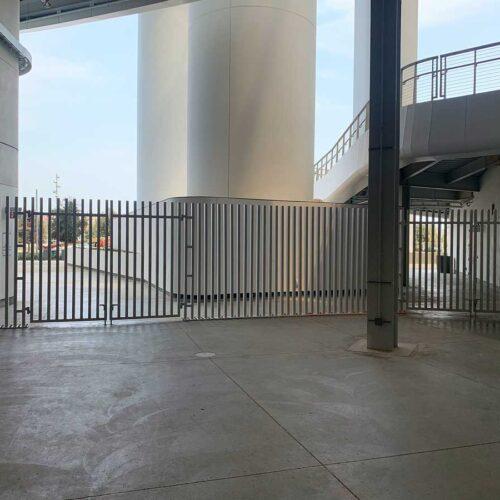 custom metal railing metal stairway iron fencing apartment handrails