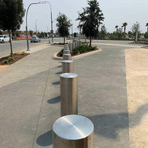physical security consultants anti climb fencing crash rated fencing automated bollards