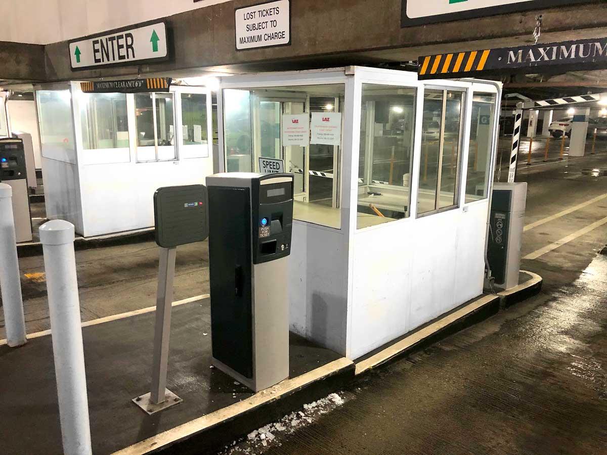 Bellevue Parkonect Pay Parking System