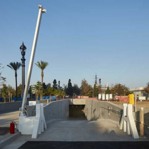 anti-ram bollards crash rated physical security terrorism defense security installation drop arm gate crash rated gate