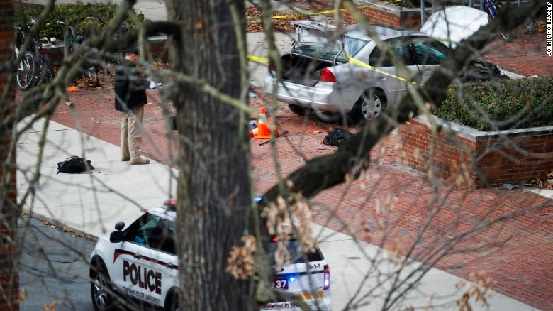 Ohio State University: Attacker killed, 11 hospitalized after campus attack